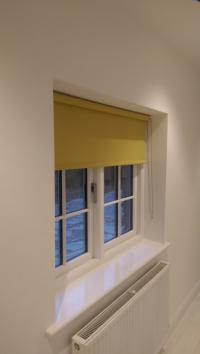 Roller blind Waters Lime