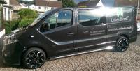 Lakes Blinds Van